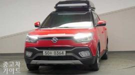 티볼리 에어 2WD RX : ...